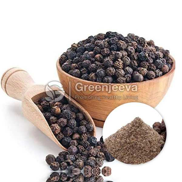 Black Pepper Extract Powder 98% Piperine