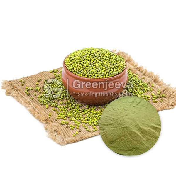 Sprouted Mung Bean Powder