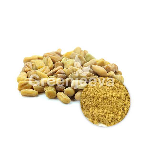 Organic Fenugreek seed powder