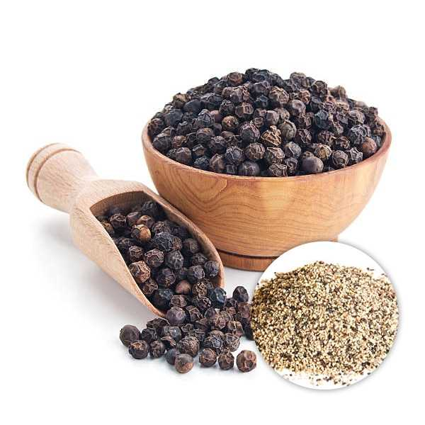 Black Pepper Extract Powder 95% Piperin