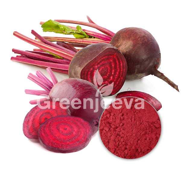 Organic Beet Root Powder.