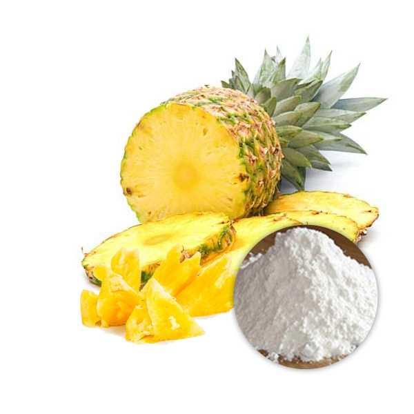 Pineapple Powder, Dehydrated