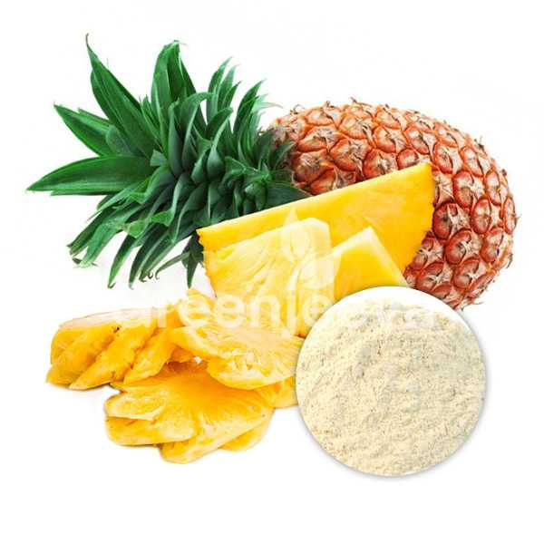 Organic Pineapple Fruit Juice Powder