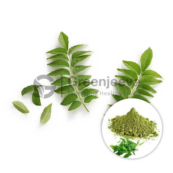 Curry leaves, Dehydrated