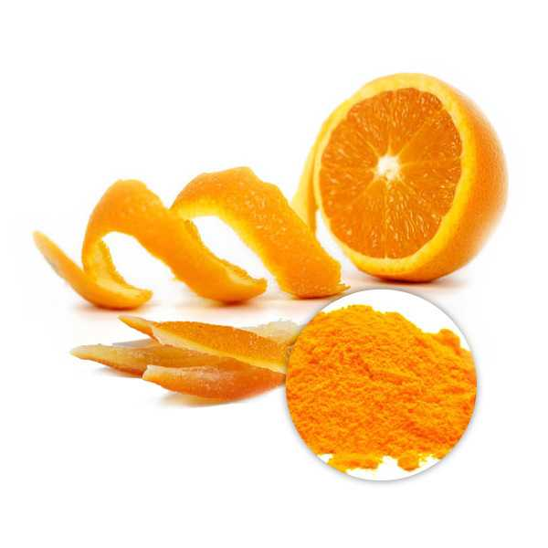 Organic Orange Powder