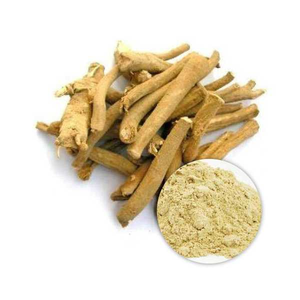 Ashwagandha Extract Powder 5% Withanolide Gravimetry