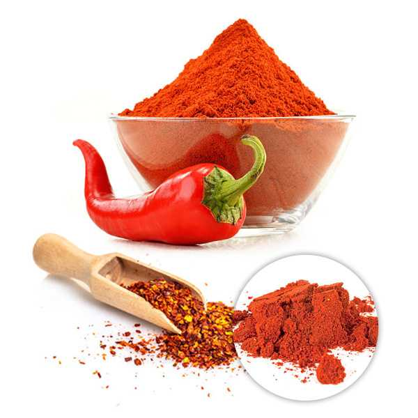 CHILLI FRUIT POWDER, 45-50 KSHU, IPM GRADE